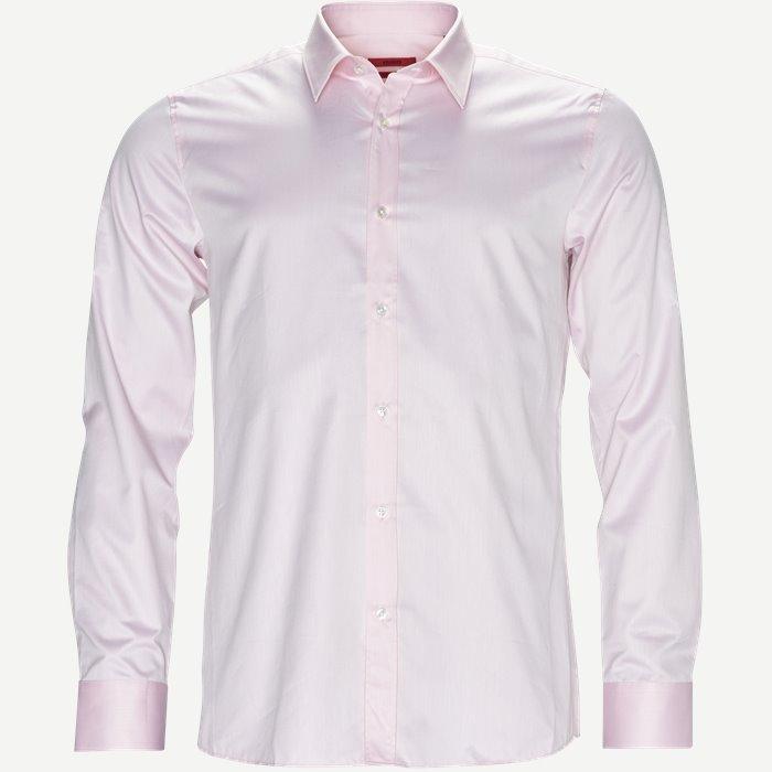Hemden - Ekstra slim fit - Rosa